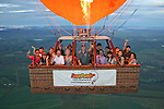 20110326 March 26 Cairns Hot Air Ballooning