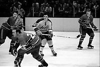 Seals vs Montreal, #20 Bill Hickey<br />