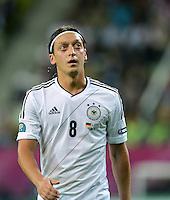 FUSSBALL  EUROPAMEISTERSCHAFT 2012   VIERTELFINALE Deutschland - Griechenland     22.06.2012 Mesut Oezil (Deutschland)