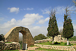 Cave of Melchizedek chapel on Mount Tabor