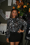Singer Deborah Cox attends MARC BOUWER's EXCLUSIVE SCREENING of the FW2010 film starring CANDICE SWANEPOEL at the Leo Kesting Gallery , New York-   -February 18, 2010