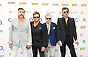 O2 Silver Clef Awards and lunch in aid of Nordoff Robbins 3rd July 2015 at Grosvenor House Hotel, Park Lane, London, Great Britain <br /> <br /> Red carpet arrivals <br /> <br /> Duran Duran<br /> <br /> <br /> Photograph by Elliott Franks<br /> <br /> 2015 &copy; Elliott Franks