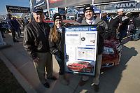 Slug: GM / Army Navy.Date:  2011-12-10.Photographer: Mark Finkenstaedt.Location: FedEx Field, Lanham MD.Caption:  Army Navy Game Day.