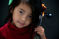 The Little Cellist