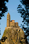 St. Michele d'Aiguilhe, Le Puy, France