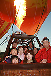20100502 May 02 Gold Coast Hot Air Ballooning
