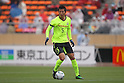 Kimu Kun Hoan, (Marinos), April 23rd, 2011 - Football : 2011 J.LEAGUE Division 1, 7th Sec match between Kashima Antlers 0-3 Yokohama Marinos at National Stadium, Tokyo, Japan. The J.League resumed on Saturday 23rd April after a six week enforced break following the March 11th Tohoku Earthquake and Tsunami. All games kicked off in the daytime in order to save electricity and title favourites Kashima Antlers are still unable to use their home stadium which was damaged by the quake. Velgata Sendai, from Miyagi, which was hard hit by the tsunami came from behind for an emotional 2-1 victory away to Kawasaki. (Photo by Akihiro Sugimoto/AFLO SPORT) [1080]