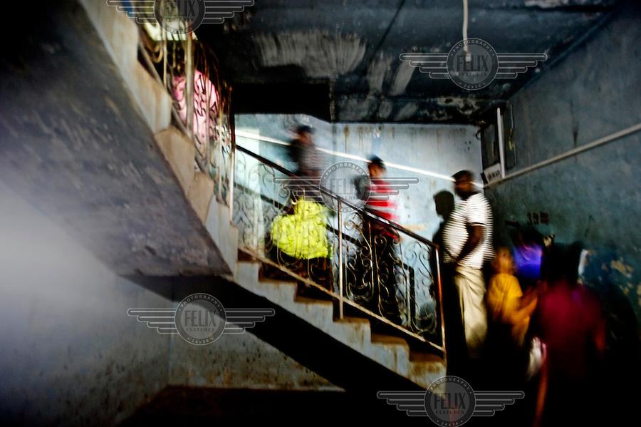 Sri Lanka Velupillai Prabhakaran bunker is destroyed - BBC ...