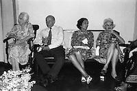 Bell Sansoni, Hildon Sansoni, Phyllis Leembruggen, Audrey Joachim nee Sansoni,