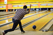 June 12, 2011. Raleigh, N.C.. Retro bowling alley, The Alley, wins best place to go bowling in the Triangle.