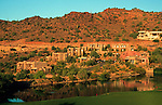 USA, Arizona, Fountain HIlls. Inn at Eagle Mountain Golf Resort
