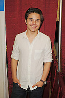 MIAMI BEACH, FL - JULY 02: Zach Callison attends Florida Supercon at The Miami Beach Convention Center on July 2, 2016 in Miami Beach, Florida. Credit MPI04/MediaPunch