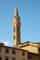 Church Tower - Florence - Italy