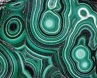 MALACHITE - SECONDARY (SUPERGENE) COPPER ORE<br />