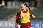08 November 2009: Florida State's Tiana Brockway. The University of North Carolina Tar Heels defeated the Florida State University Seminoles 3-0 at WakeMed Stadium in Cary, North Carolina in the Atlantic Coast Conference Women's Soccer Tournament Championship game.