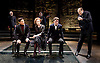 Richard III<br /> by William Shakespeare<br /> at the Almeida Theatre, London, Great Britain <br /> press photocall<br /> 13th August 2016 <br /> ----------------------<br /> STRICTLY EMBARGO'D UNTIL THURSDAY 16TH JUNE 2016 AT 22HRS ONLINE AND IN PRINT <br /> ----------------------<br /> <br /> directed by Rupert Goold <br /> <br /> <br /> <br /> <br /> Joshua Riley as Marquess of Dorset <br /> <br /> Aislin McGuckin as Queen Elizabeth<br /> <br /> Joseph Arkley as Earl Rivers <br /> <br /> Ralph Fiennes as Richard, Duke of Gloucester <br /> <br /> <br /> <br /> Photograph by Elliott Franks <br /> Image licensed to Elliott Franks Photography Services