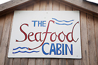 The Seaboard Cabin, Skipness, Kintyre, Scotland