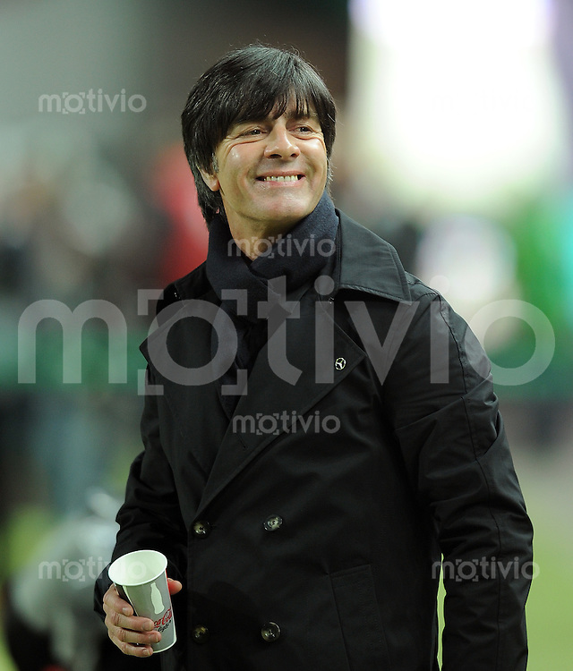 FUSSBALL INTERNATIONAL  EM 2012-Qualifikation  Gruppe A  26.03.2011 Deutschland - Kasachstan Trainer Joachim LOEW (Deutschland)