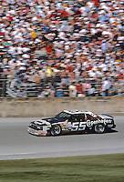 Phil Parsons, #55 Richard and Leo Jackson Copenhagen Oldesmobile, action, Daytona 500, Daytona International Speedway, Daytona Beach, Florida, February 15, 1987. (Photo by Brian Cleary/www.bcpix.com)