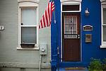 ©2011 David Burnett/.703 626 1696..JBG photographic project.Washington DC.U Street corridor.Swann St; Riggs Place; 14th & T from elevated position