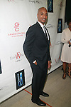 Datwon Thomas Attend the 7th Annual African American Literary Awards Held at Melba's Restaurant, NY  9/22/11