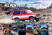 Ford Bronco II Ad, 1984. Photo by John G. ZImmerman.