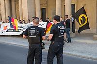2017/05/19 Berlin | Justizministerium | Neonazis versuchen Besetzung