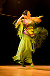 Gabriela Granados performs with her company Tabloa Flamenco