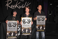 Goo Goo Dolls RockWalk Induction