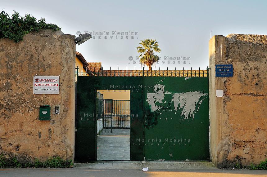 Palermo, headquarters of Emergency.<br /> Palermo, locali dell'ambulatorio di Emergency.