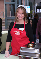 LOS ANGELES, CA - April 14: Deidre Hall, At Los Angeles Mission's Easter Celebration For The Homeless At Los Angeles Mission  In California on April 14, 2017. <br /> CAP/MPI/FS<br /> &copy;FS/MPI/Capital Pictures