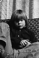 February 1980. American actor Justin Henry and child star of the movie Kramer vs Kramer, directed by Robert Benton. Henry, at the tender age of nine and a half, was chosen for the role ahead of 725 other boys.