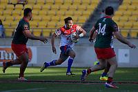 20160903 Heartland Cup Rugby - Wairarapa Bush v Horowhenua Kapiti