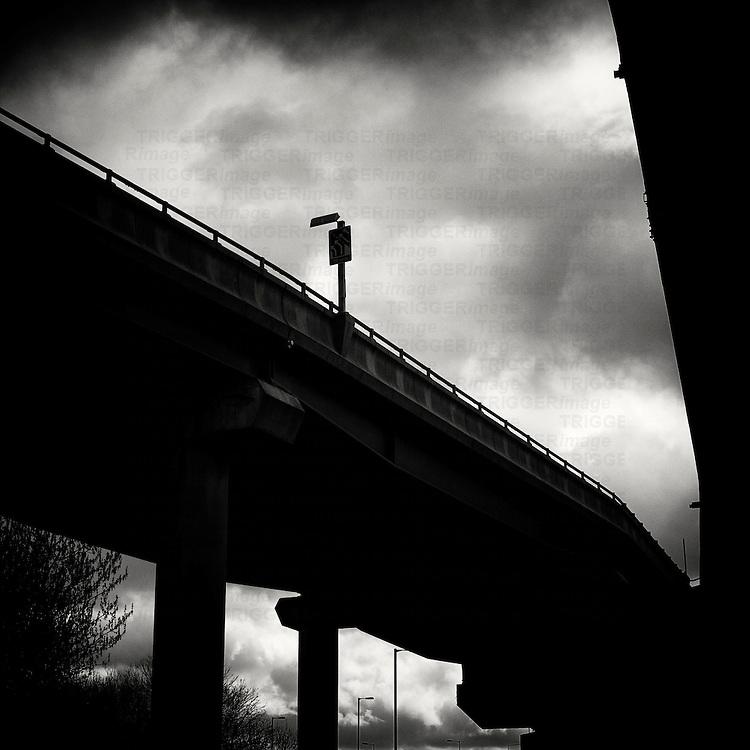 Flyover, Birmingham, UK