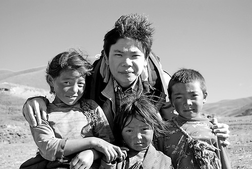Photography trip among the Tibetan Nomads