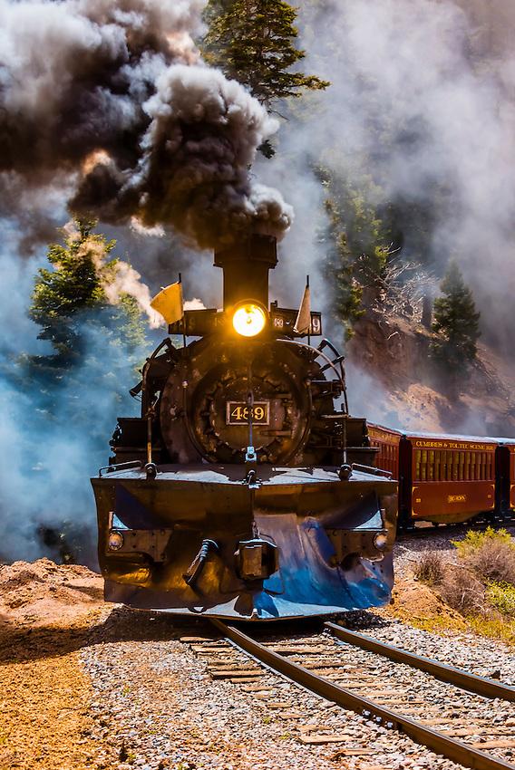USA-Colorado-Cumbres & Toltec Scenic Railroad