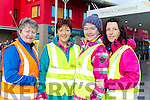 Anne Bergen, Mary O'Donoghue, Nora Fealy and Christine Brosnan at the Castleisland Walk and talk on Saturday