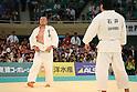 (L to R) Keiji Suzuki (JPN), Ryuta Ishii (JPN), April 29, 2012 - Judo: 2012 All Japan Judo Championships, Semi-Final at Nihon Budokan, Tokyo, Japan. (Photo by Daiju Kitamura/AFLO SPORT) [1045]