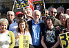 Orgreave campaigners hold Westminster rally before Home Secretary meeting<br /> 13th September 2016, Labour leader Jeremy Corbyn, Shadow Home Secretary Andy Burnham and other MPs join the Orgreave Truth and Justice Campaign <br /> Westminster, London, Great Britain <br /> <br /> <br />  Jeremy Corbyn <br /> <br /> followed by an open meeting of campaigners and politicians ahead of a private meeting with Home Secretary Amber Rudd on the campaign&rsquo;s call for a public inquiry.<br /> <br /> <br /> Photograph by Elliott Franks <br /> Image licensed to Elliott Franks Photography Services