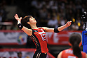 Saori Kimura (JPN),.MAY 23, 2012 - Volleyball : FIVB the Women's World Olympic Qualification Tournament for the London Olympics 2012, between Japan 1-3 Korea at Tokyo Metropolitan Gymnasium, Tokyo, Japan. (Photo by Jun Tsukida/AFLO SPORT) [0003].