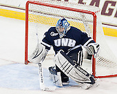 Casey DeSmith (UNH - 29) - The Boston College Eagles defeated the visiting University of New Hampshire Wildcats 5-2 on Friday, January 11, 2013, at Kelley Rink in Conte Forum in Chestnut Hill, Massachusetts.