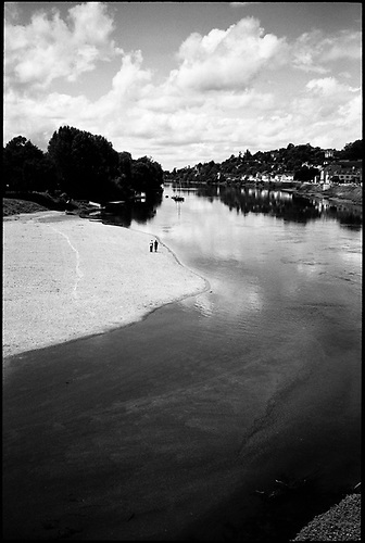 The Vienne, Chinon, France by Paul Cooklin