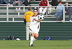 12 November 2008: Boston College's Alejandro Bedoya. Boston College defeated Clemson University 1-0 in the second sudden-victory overtime period at Koka Booth Stadium at WakeMed Soccer Park in Cary, NC in a men's ACC tournament quarterfinal game.
