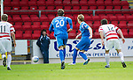 St Johnstone v Hamilton Accies...10.05.11.Liam Craig scores from the spot.Picture by Graeme Hart..Copyright Perthshire Picture Agency.Tel: 01738 623350  Mobile: 07990 594431