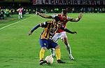 Independiente Santa Fe igualó sin goles ante Sportivo Luqueño y se quedó con el paso a la gran final de la Copa Total Suramericana, tras el empate a un gol en territorio paraguayo. El encuentro se disputó en el estadio Nemesio Camacho El Campín de Bogotá.