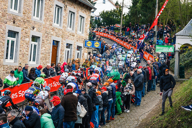 2017 La Fleche Wallonne (UCI WorldTour), Huy, 19 April 2017, Photo by Thomas van Bracht / PelotonPhotos.com