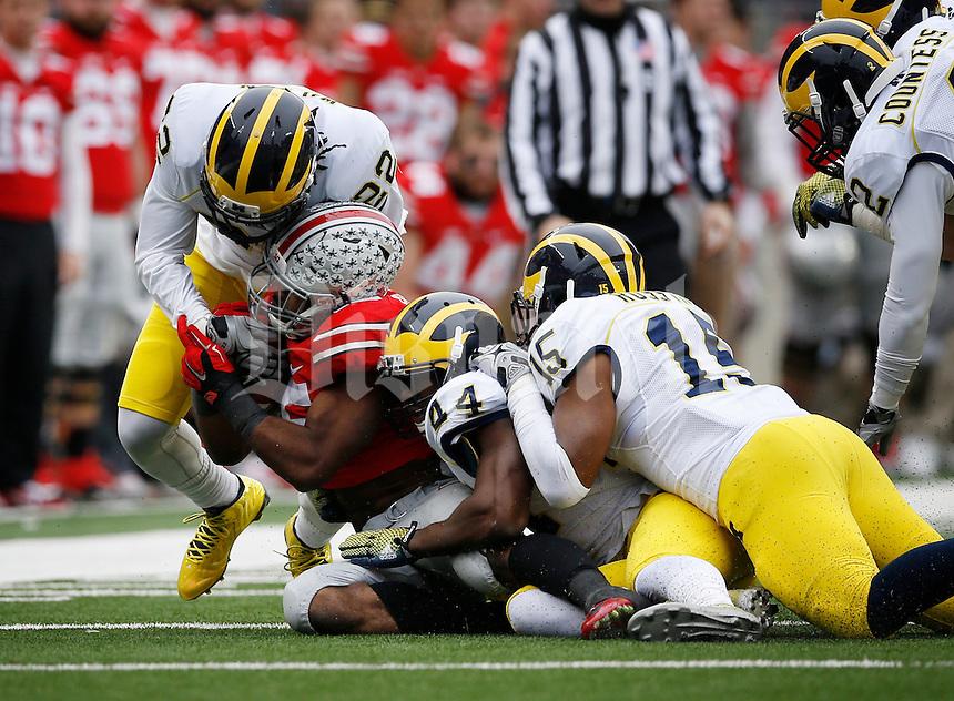 11.29.14 OSU vs Michigan - Images | OSU Photo Store