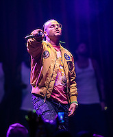 LAS VEGAS, NV - August 17, 2016: ***HOUSE COVERAGE*** Horst Christian Simco AKA RIFF RAFF performs at Brooklyn Bowl at The Linq in Las vegas, NV on August 17, 2016. Credit: Erik Kabik Photography/ MediaPunch