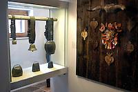 Liechtenstein  Triesenberg  June 2008.The Walser Museum.The Walser Museum in Triesenberg  provides insight into the tradional life of the Walser.