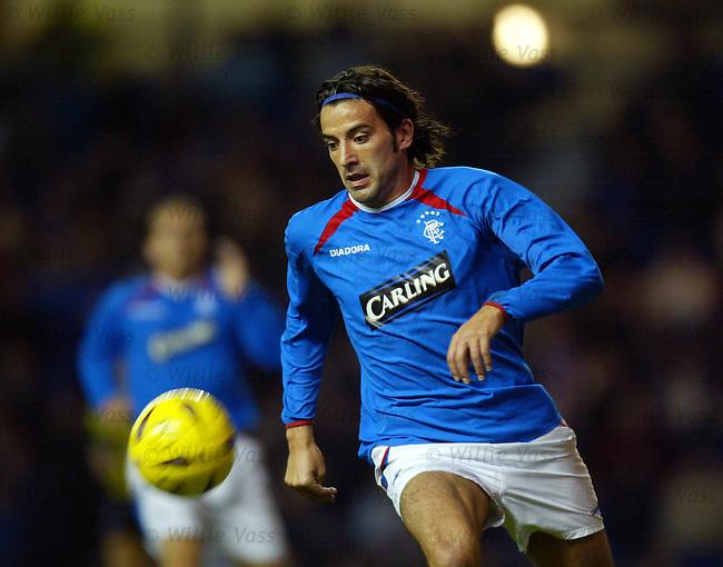 Nuno Capucho, Rangers.Stock season 2003-2004.pic willie vass